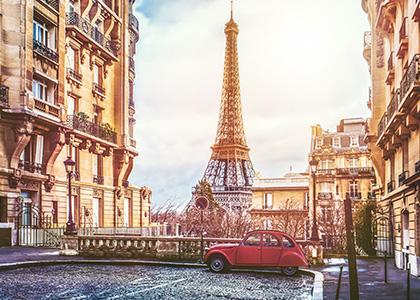 Monuments parisiens